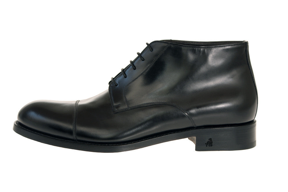 ~ Buy Shop Online NYC Ankle Black Leather Boots For Men Handmade in Italy ~ Luxury Men Shoes ~ Ankle Boots For Men in NYC~ Online Ankle Boots For Men ~ Ankle Boots For Men Made in Italy Italian ~