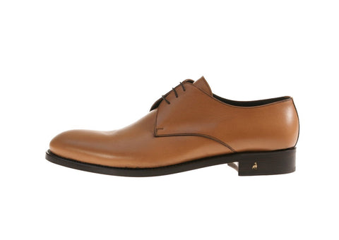 Alessio Calfskin Derby Shoes