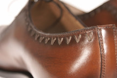 Men's Chicago bespoke Shoes Handmade in Milan, Italy