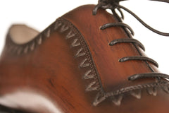 Elaborate Italian Details in Every Chicago Bespoke Shoe