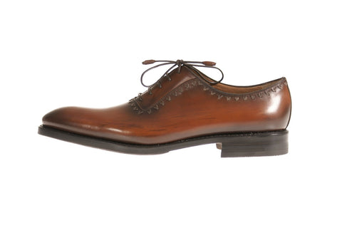 Lombardia Calfskin Oxford Shoes