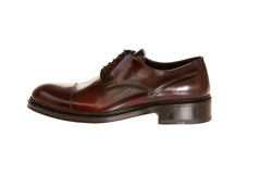 Shop Derby Burgundy Shoes For Men