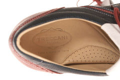 Verona Tricolore Calf Leather Golf Shoes