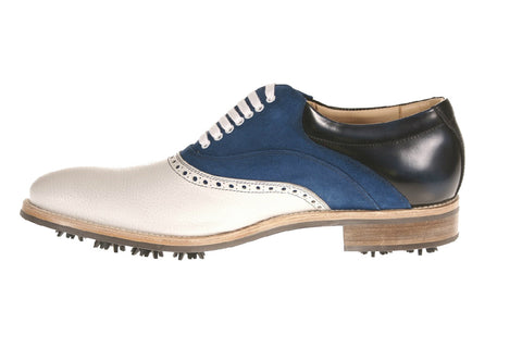 Verona Deer and Calf Golf Shoes