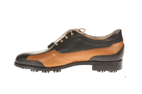 Verona Calfskin Leather Golf Shoes