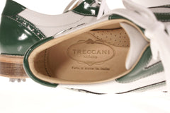 Parma Green White Golf Shoes
