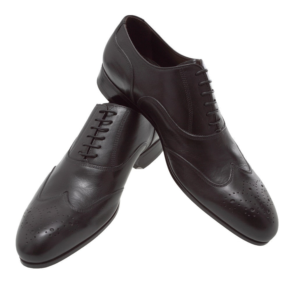 Italian Men's Leather Dress Shoes