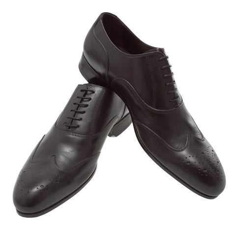 Belluno Calfskin Oxford Shoes