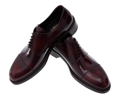 Buy Online Italian Burgundy Shoes For Men