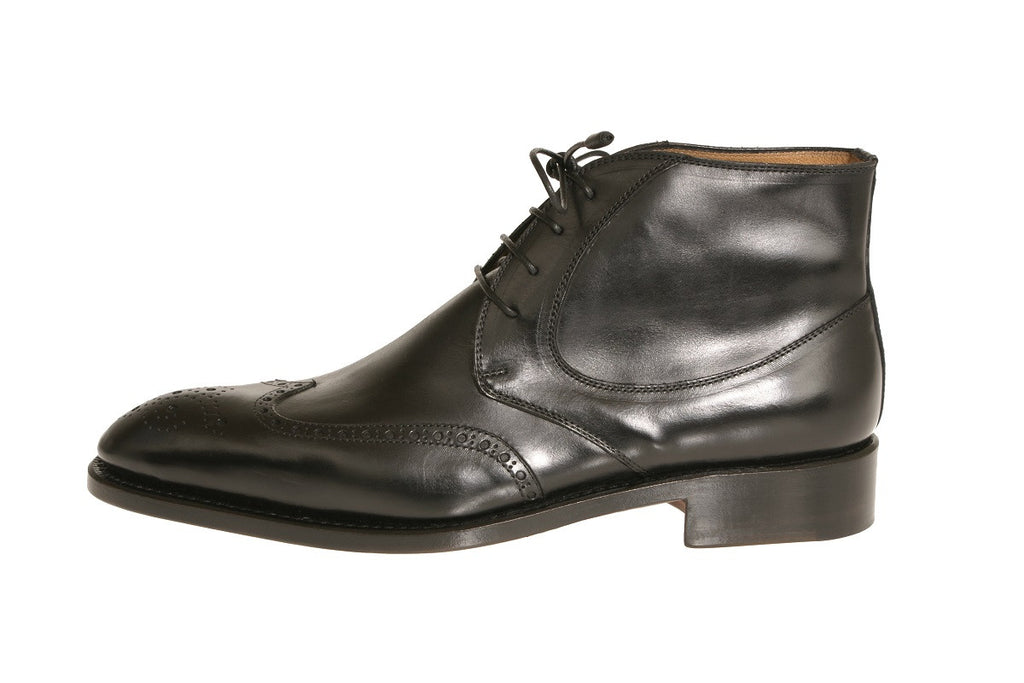 Finest Men's Bespoke Shoes Toronto | Handmade in Italy