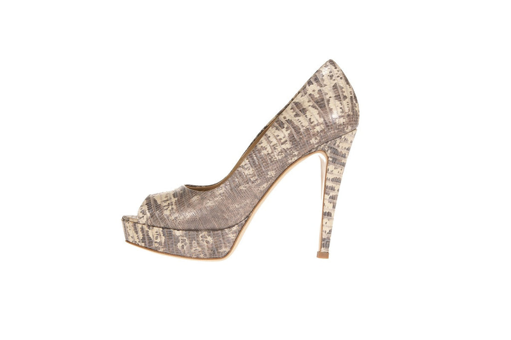 Teramo Open-Toe Platform Pump Last Call