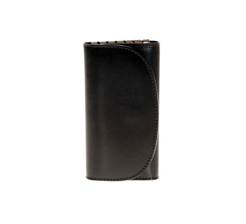 Leather Key Holder Brown Calf