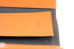 You can Buy Online Luxury Key Holder Orange Leather