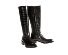 ~ Where To Buy in London custom riding boots Online Handmade In Italy ~ size 5 boots ~ bespoke boots ~ soft ride boots ~ London ~ soft boots ~ calf boots ~ alligator boots ~ alligator shoes ~