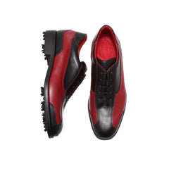 Verona Calf Skin Golf Shoes