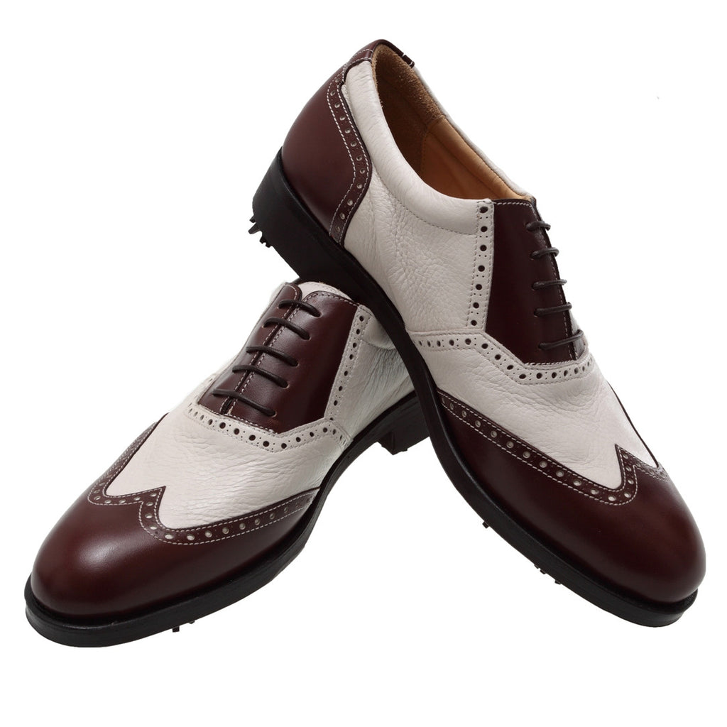 Unique Brown Leather Shoes Mens
