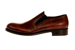 Cabrera Betis Leather Loafers