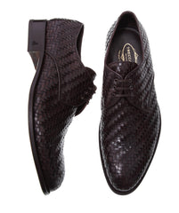 Best Italian Leather Shoes for Man Woven Leather Formal Elegant Italian Shoes
