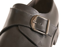 Italian Monk Strap Shoes Online Handmade in NYC Men's Best Shoes Formal Elegant