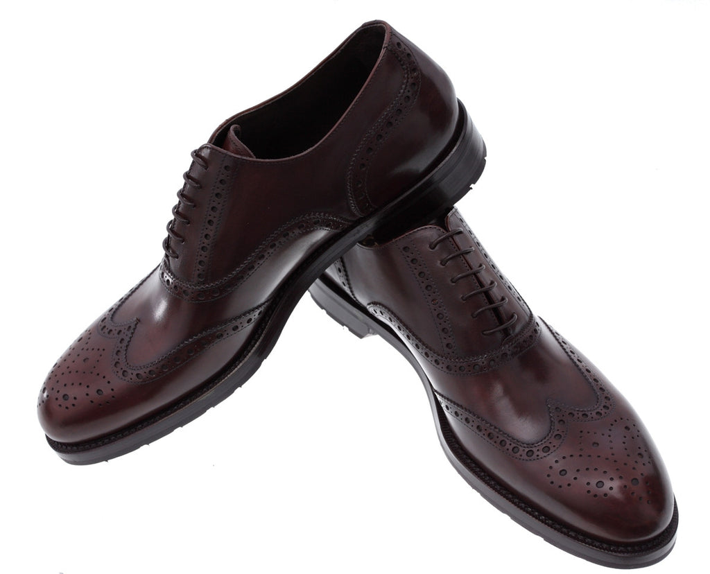 Bespoke Italian Leather Shoes