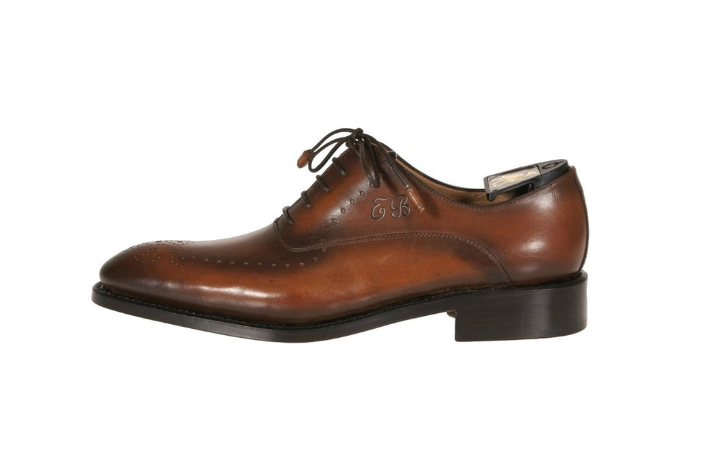 Order Bespoke Shoes From Italy