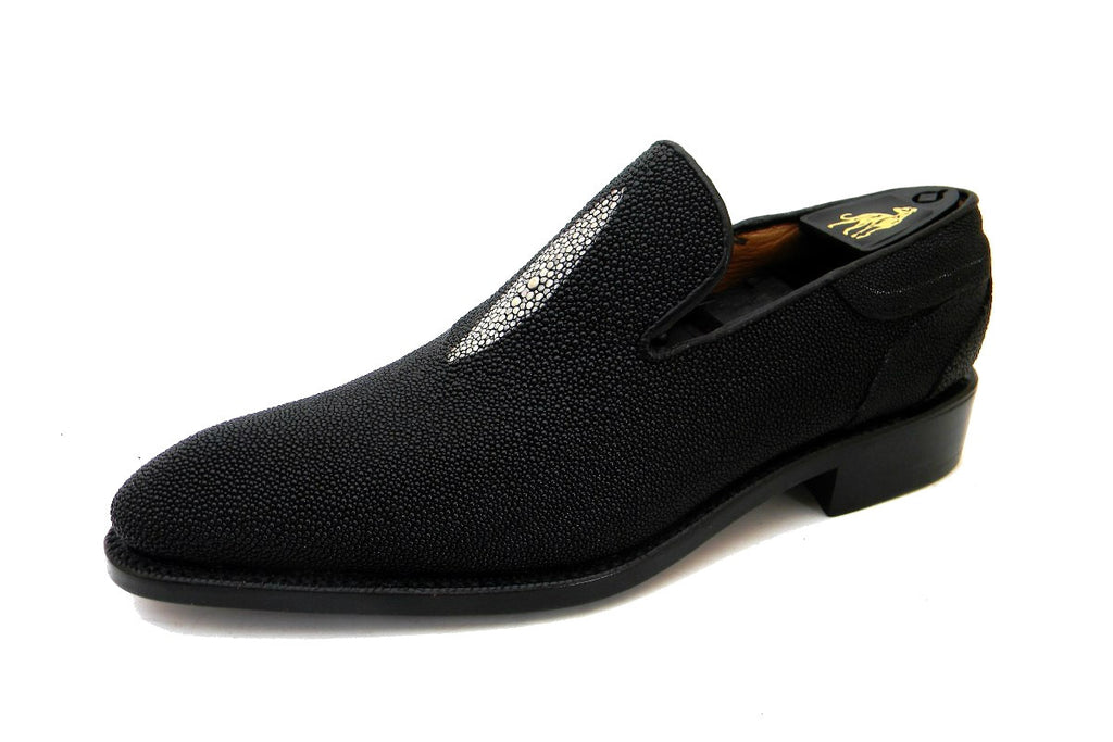 NYC's Bespoke Stingray Loafers