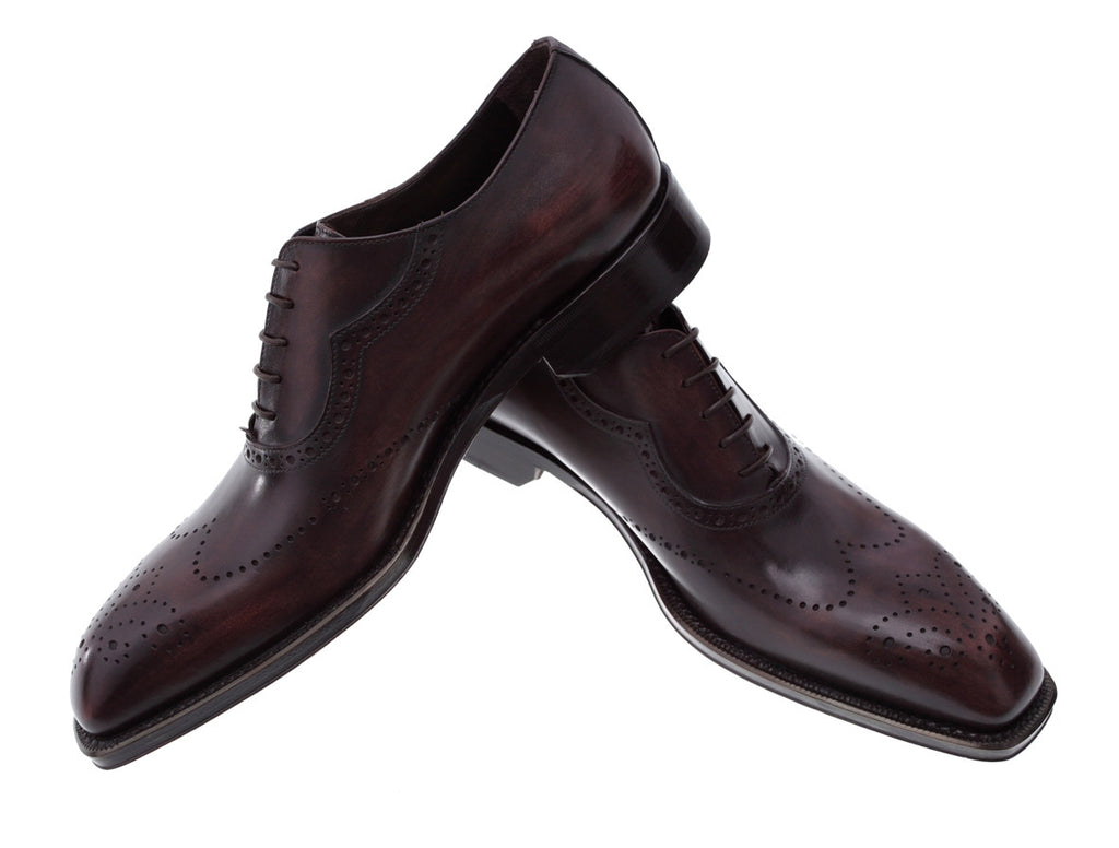 Where To Buy in NYC Best Italian Men's Bespoke Shoes