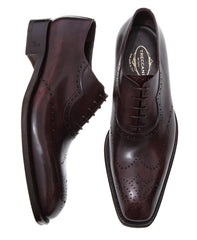 NYC Best Italian Formal Dress Bespoke Custom Shoes for Men's
