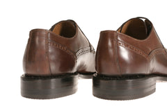 Brown Derby leather Shoe for Men