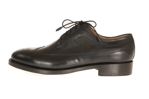 New York Black Calf Shoes LAST CALL | US 11.5