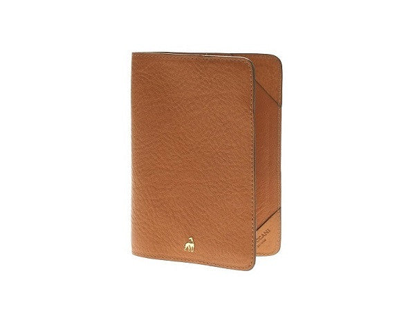 Passport Holder Havana Calfskin