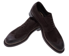 Best Italian shoe Maker For a Pair Of  Tirolese Luxury Mens Shoes Handmade Italy