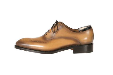 Moscova Calfskin Oxford Shoes