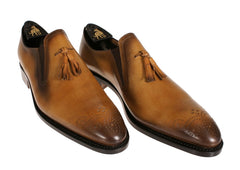 Beige Toronto Bespoke Shoe in the Finest Leather