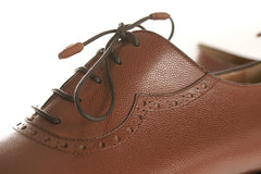 Lace-Up Bespoke Shoes Handmade in Italy