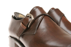 Monk-Strap Bespoke Shoes