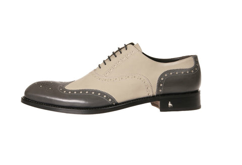 Tauri Calfskin Oxford Shoes LAST CALL | US 13.5