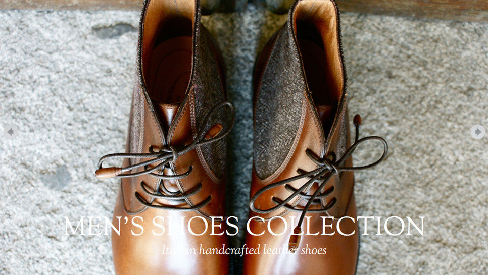 Bespoke Leather Shoes