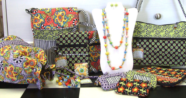 Bags and Jewelry from Caffco International