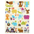ABC Animals Applique Quilt Sewing Paper Pattern