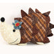Daisy Hedgehog Sewing Pattern