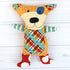 Doug the Dog Softie Sewing Pattern