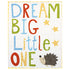 Dream Big Applique Quilt Pattern