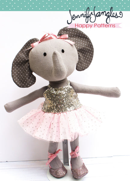 Ballerina Tutu and Slippers - Make A Friend