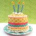 Happy Birthday Cake Pin Cushion Sewing Pattern