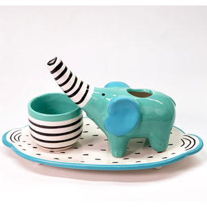 Elephant Watering Animal Set - Plant Keepers