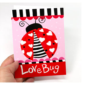 Valentine's Day Notecards
