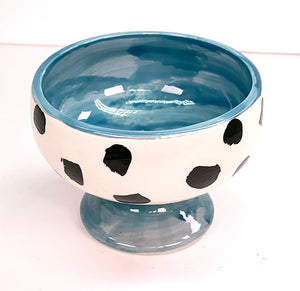 Large Ice Cream Bowl - Teal