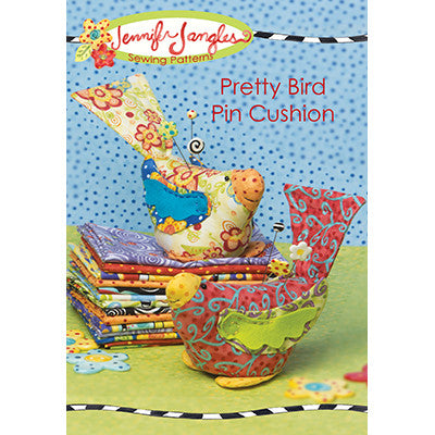 PDF Pretty Bird Pin Cushion