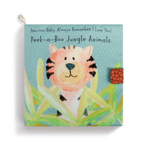 Activity Soft Book - Jungle